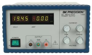 Regulated Low Voltage DC Power Supply