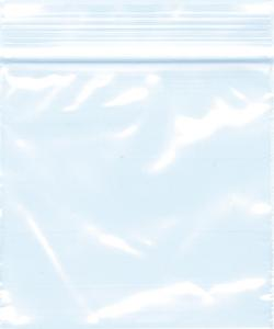 VWR® Reclosable Clear Bags